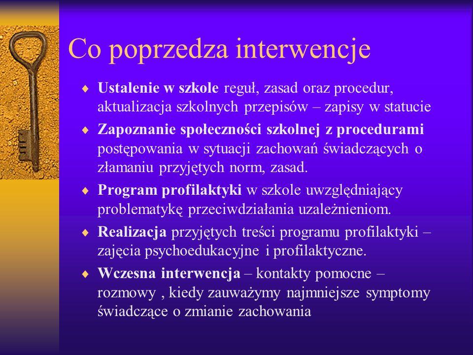 Program profilaktyki (w szkole/placówce) To dokument, który jest tworzony przez szkołę, a którego realizacja zaplanowana jest na kilka lat.