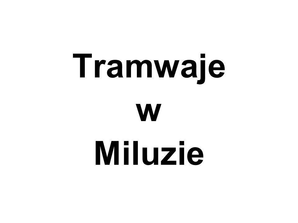 Prezentację opracowano na podstawie strony internetowej Jacka Wesołowskiego: http://historia.arch.p.lodz.pl/jw37/urbtr/trsh- mulhouse.html uzupełnionej o informacje oraz ilustracje z innych stron: http://fr.wikipedia.org/wiki/Tramway_de_Mulhouse http://www.mulhouse.fr/fr/letram http://www.railway- technology.com/projects/mullhouse/