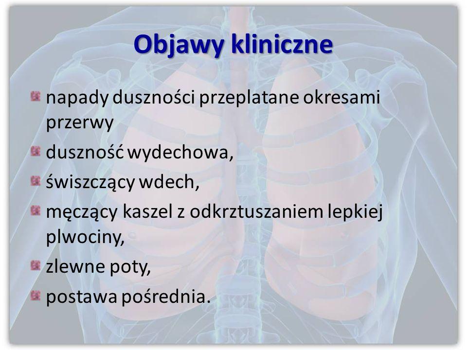 Patogeneza astmy