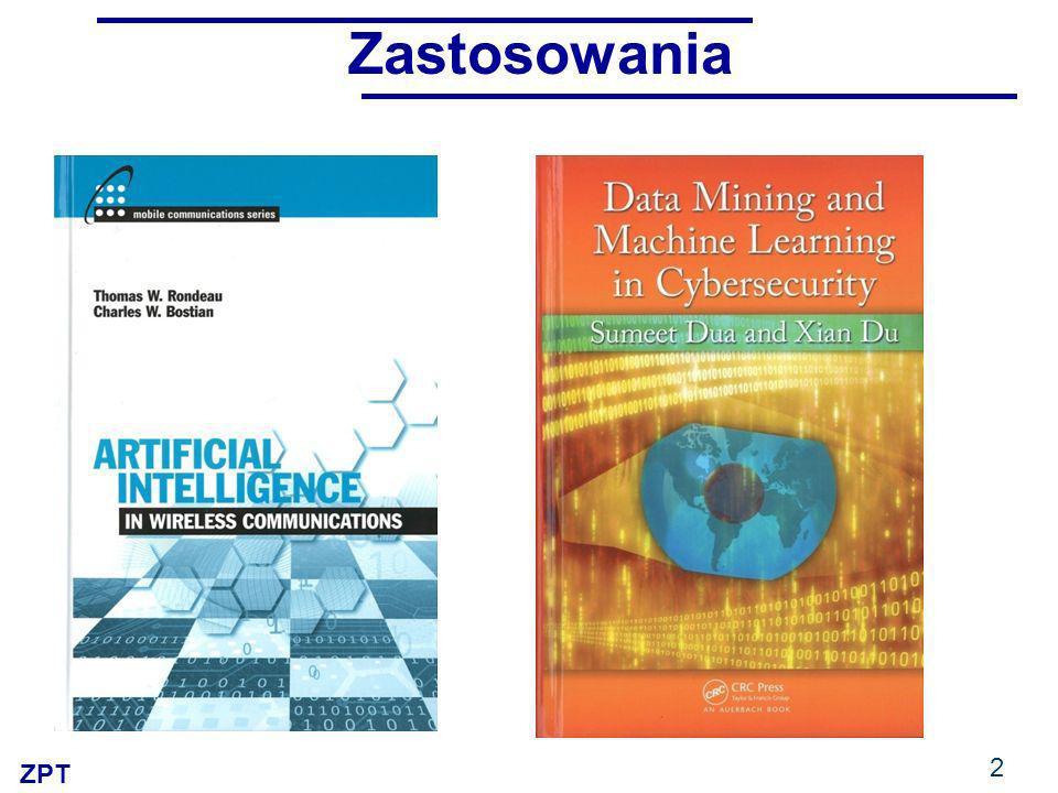 ZPT Porównanie… Przykład sugeruje, że algorytmy stosowane w komputerowych systemach eksploracji danych nie są najskuteczniejsze.