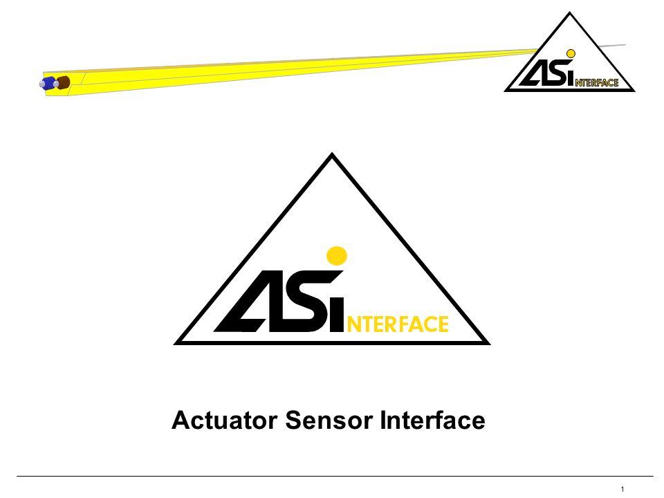 1 Actuator Sensor Interface