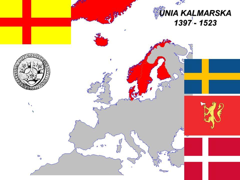 UNIA KALMARSKA 1397 - 1523