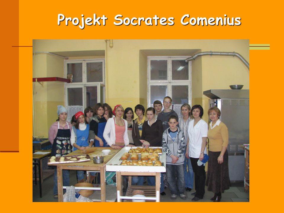 Projekt Socrates Comenius