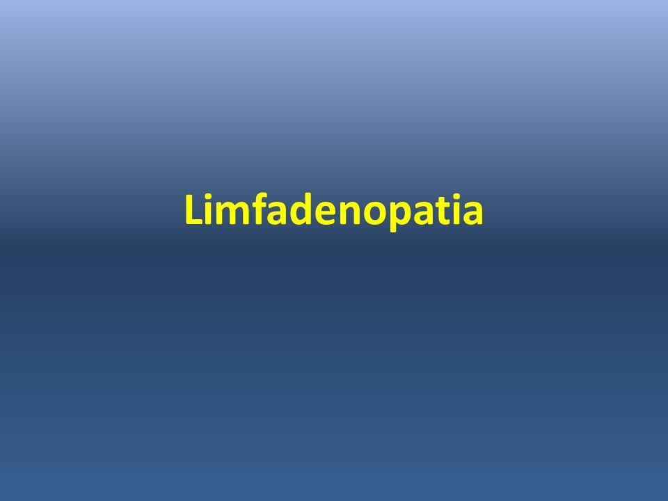 Limfadenopatia
