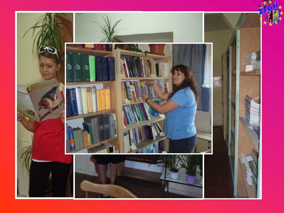 Biblioteka Szkolna Zespołu Szkół Gastronomiczno-Hotelarskich w Bytomiu