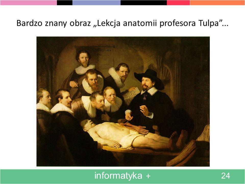 Lekarze usiłowali poznać (zobaczyć!) wnętrze ciała człowieka, ale tylko w wyjątkowych przypadkach było to możliwe w odniesieniu do działających narząd