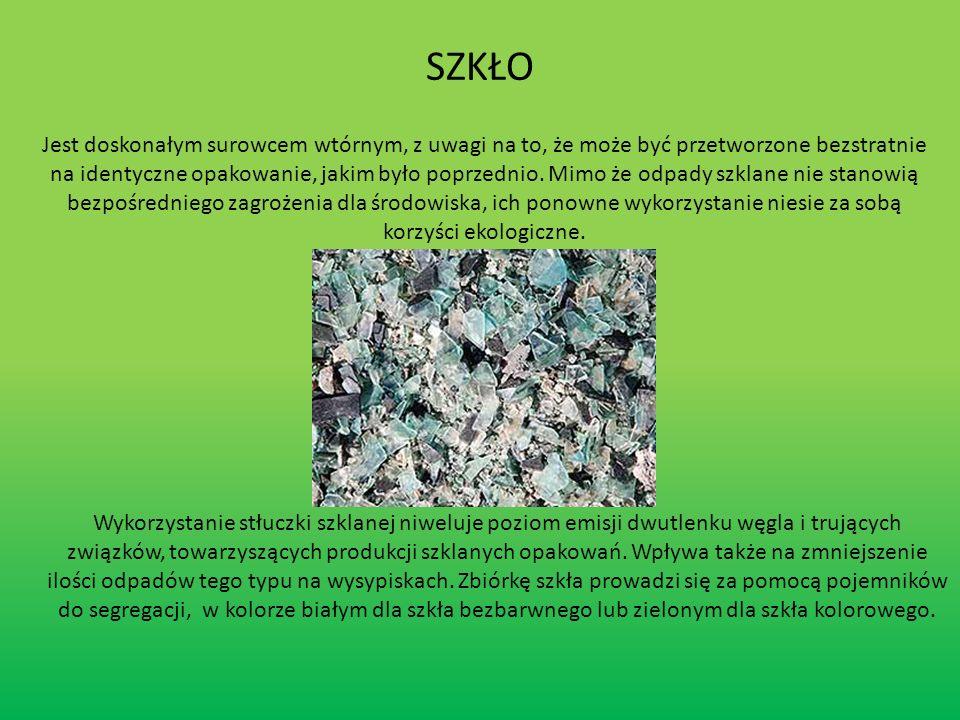 RECYKLING ENERGETYCZNY -obejmuje nie tylko spalanie odpadów, lecz także wytwarzanie z odpadów paliw stałych, ciekłych i gazowych oraz przetwarzanie ich na materiały termoizolacyjne Przykładem może być makulatura, która w różny sposób uczestniczy w obiegu materiałowo-energetycznym.