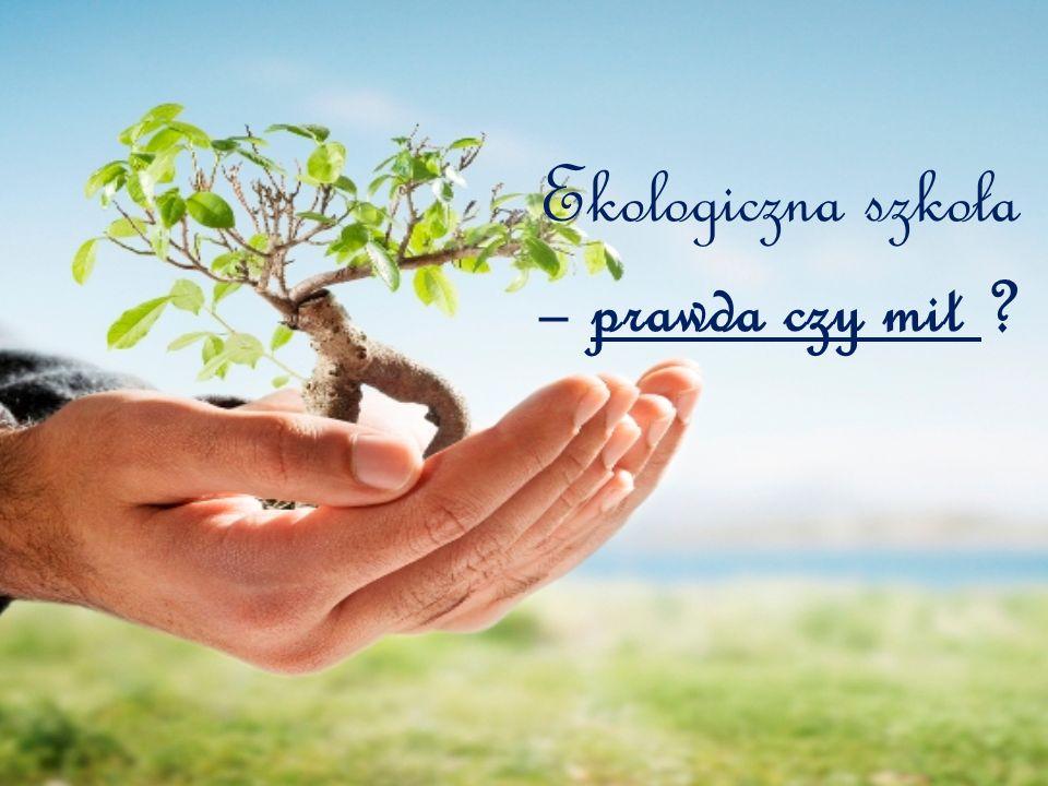 Ankieta Ankieta Ankieta dotyczyła świadomości ekologicznej uczniów w naszej szkole.