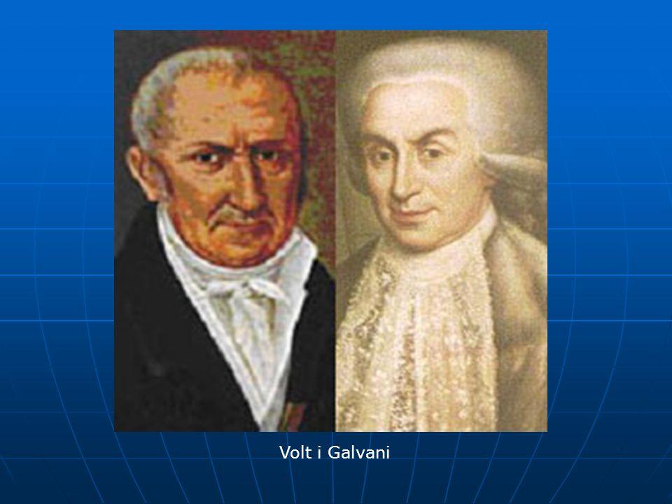 Volt i Galvani