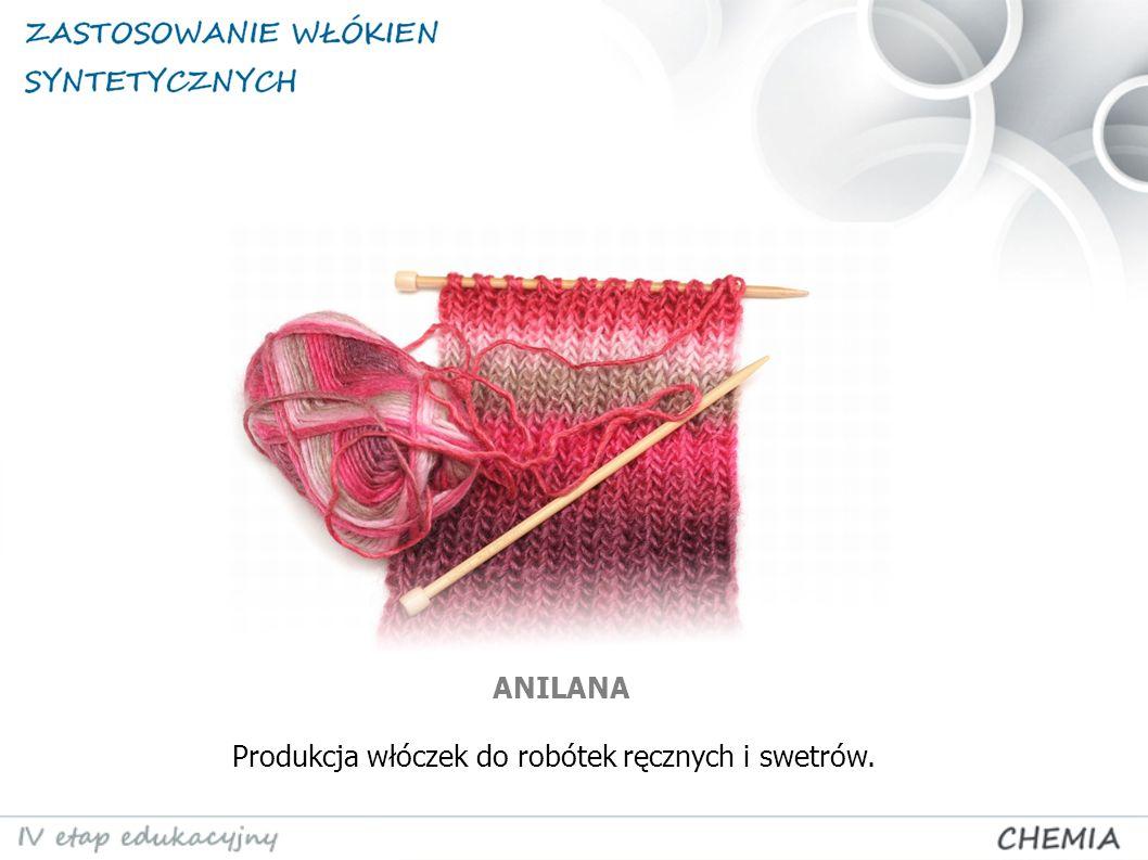 Wykorzystywane zamiast nici gumowych do szelek, podwiązek, ściągaczy, a także do celów technicznych.