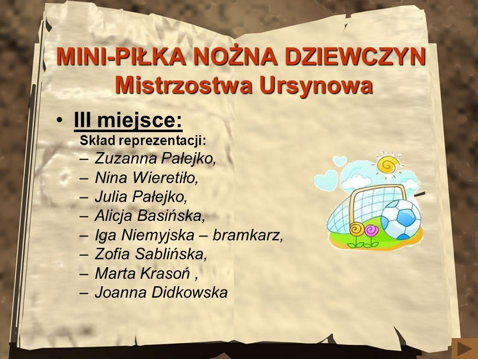 WARSZAWSKI KONKURS WIEDZY O ŻYCIU I TWÓRCZOŚCI FRYDERYKA CHOPINA III miejsce – Zuzia Tomaszewska (kl.