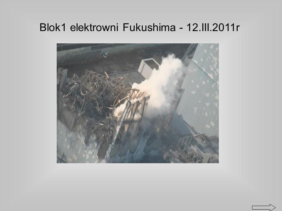 Elektrownia Fukushima, przed 11.III.2011r
