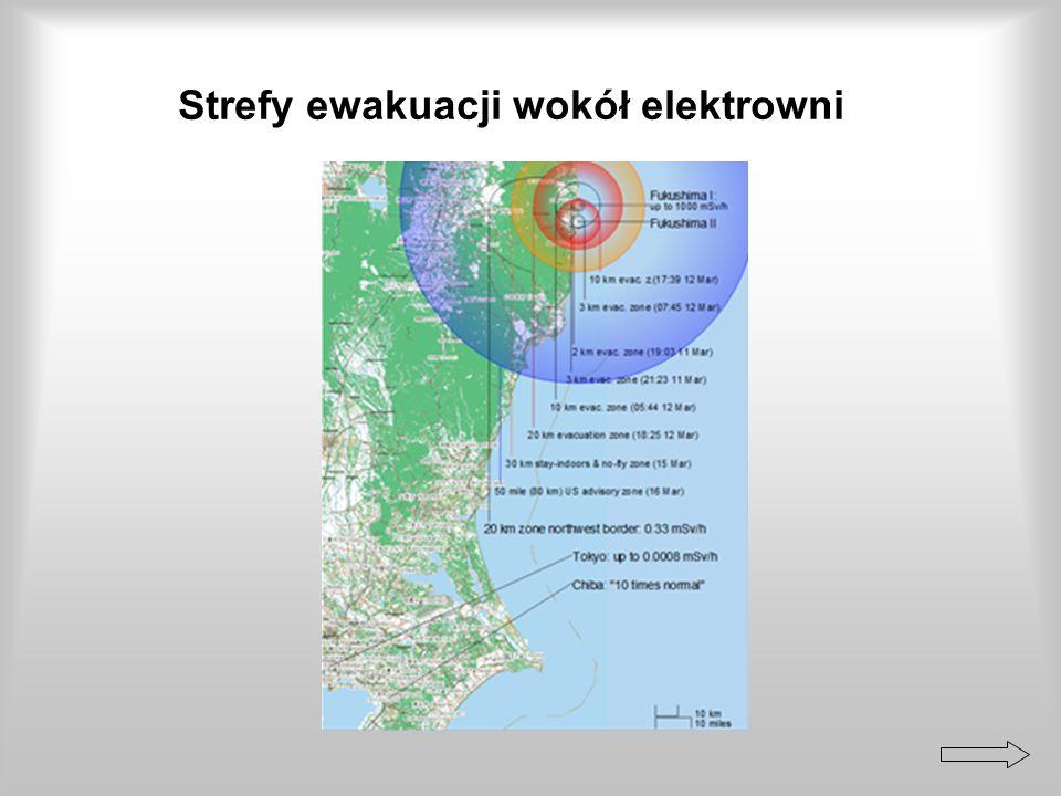 Blok1 elektrowni Fukushima - 12.III.2011r