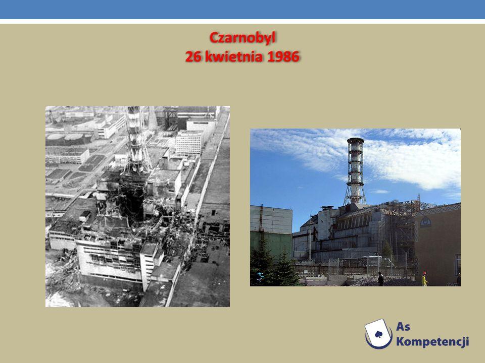 Czarnobyl 26 kwietnia 1986 Czarnobyl