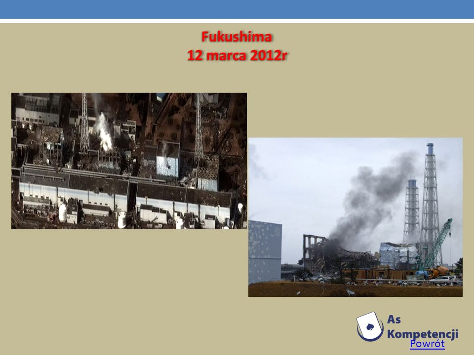 Fukushima 12 marca 2012r Fukushima Powrót