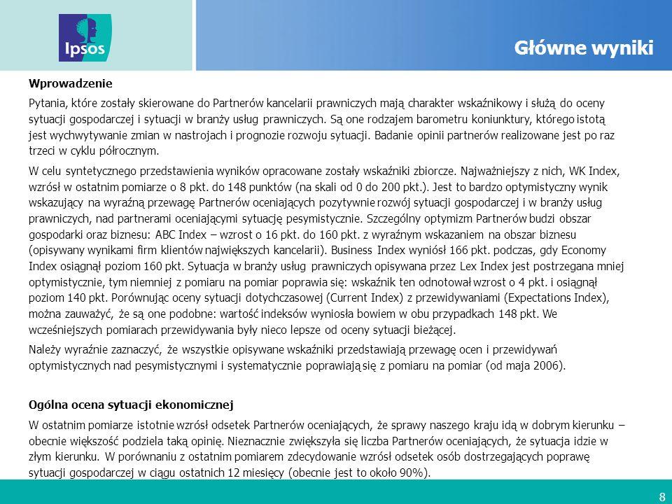 29 Ocena sytuacji firm prawniczych (5) R8.