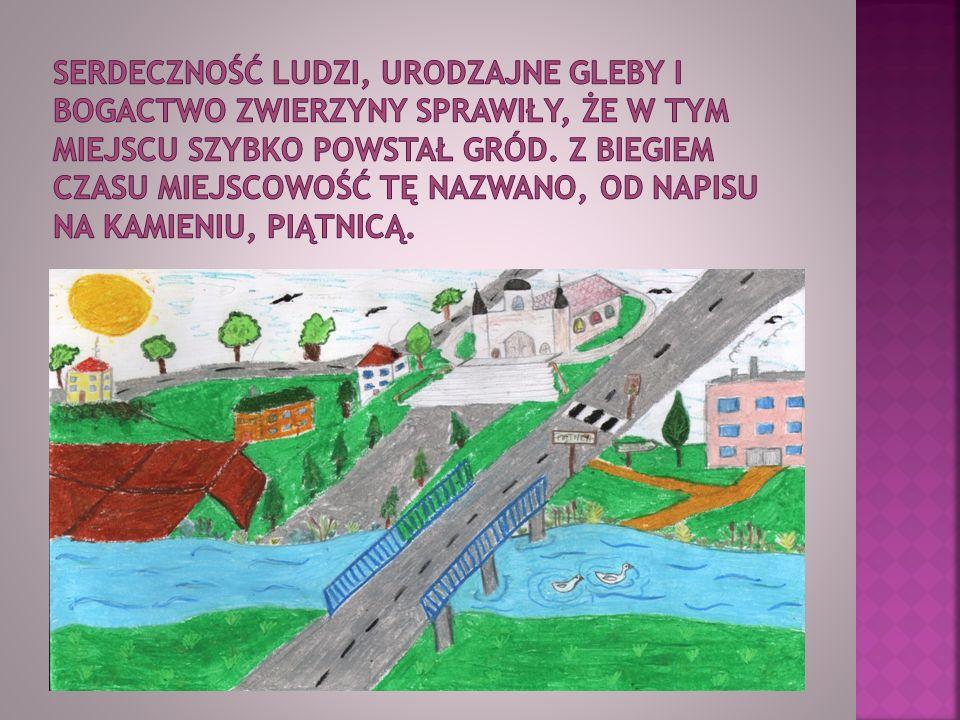 Autorzy rysunków: W.Kulikowska M. Niklas J. Darmetko D.