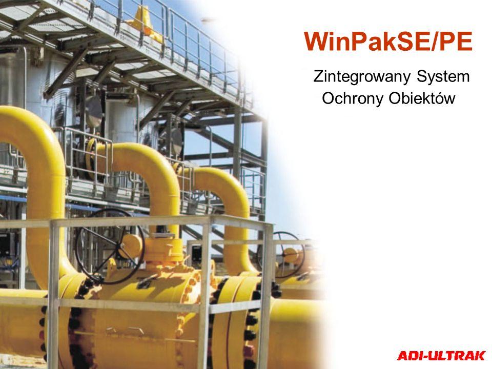 WinPakSE/PE Zintegrowany System Ochrony Obiektów