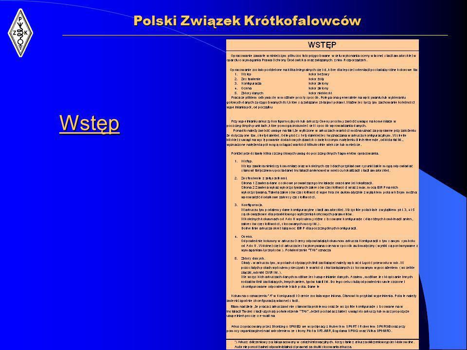 Polski Związek Krótkofalowców Wstęp