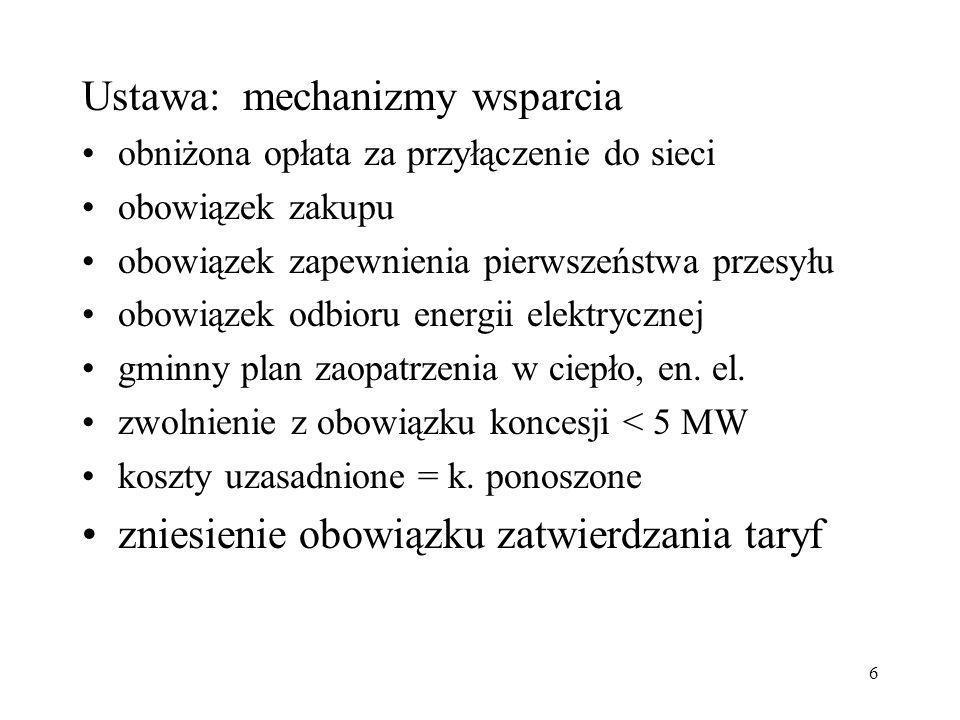 7 Rozporządzenie Ministra Gospodarki i Pracy z dnia 9 grudnia 2004 r.