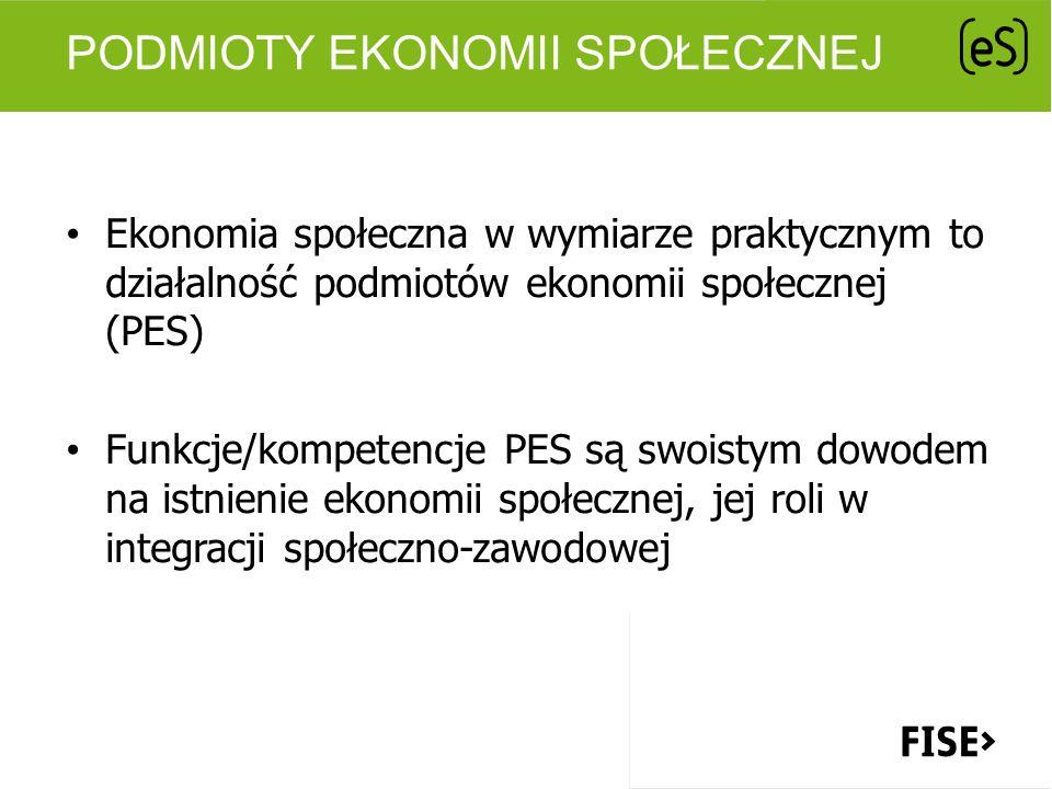 WWW.EKONOMIASPOLECZNA.PL Więcej informacji na temat kondycji ekonomii społecznej znajdziecie Państwo na portalu: www.ekonomiaspoleczna.pl