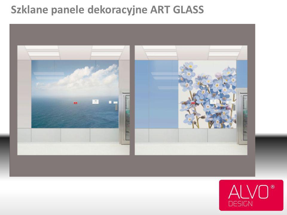 15 Szklane panele dekoracyjne ART GLASS