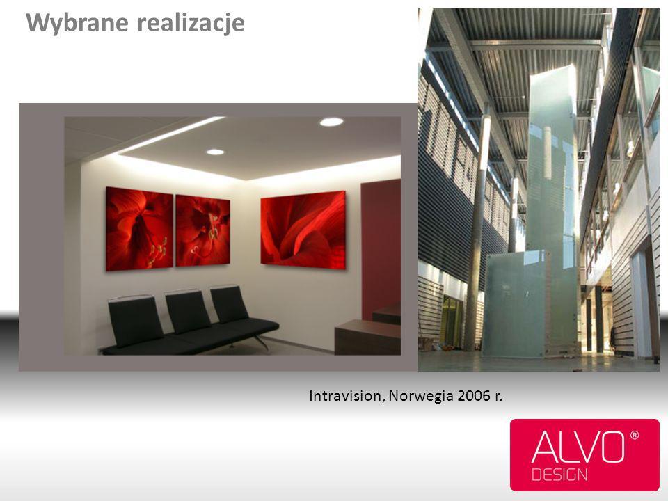 17 Wybrane realizacje Intravision, Norwegia 2006 r.