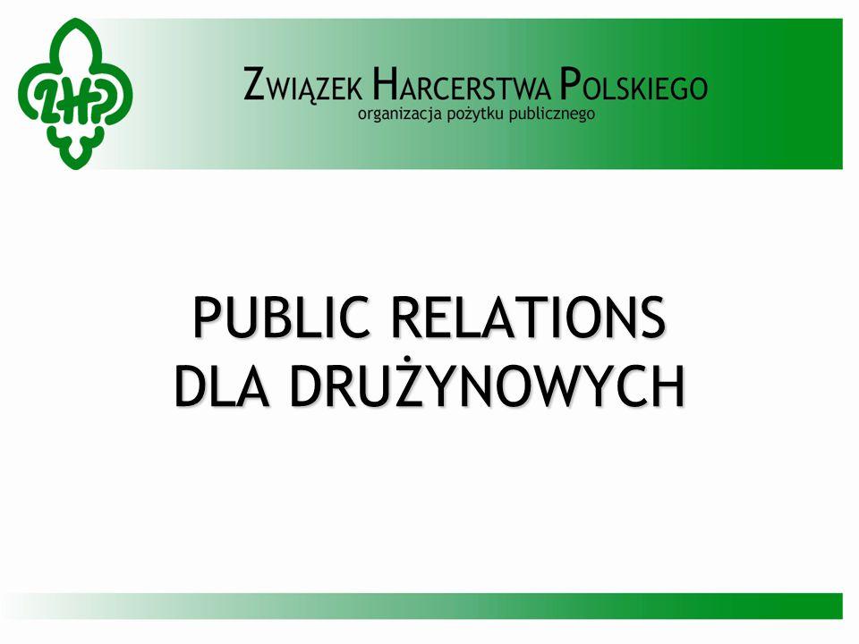 PUBLIC RELATIONS DLA DRUŻYNOWYCH