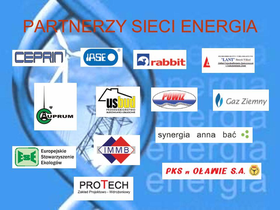 PARTNERZY SIECI ENERGIA