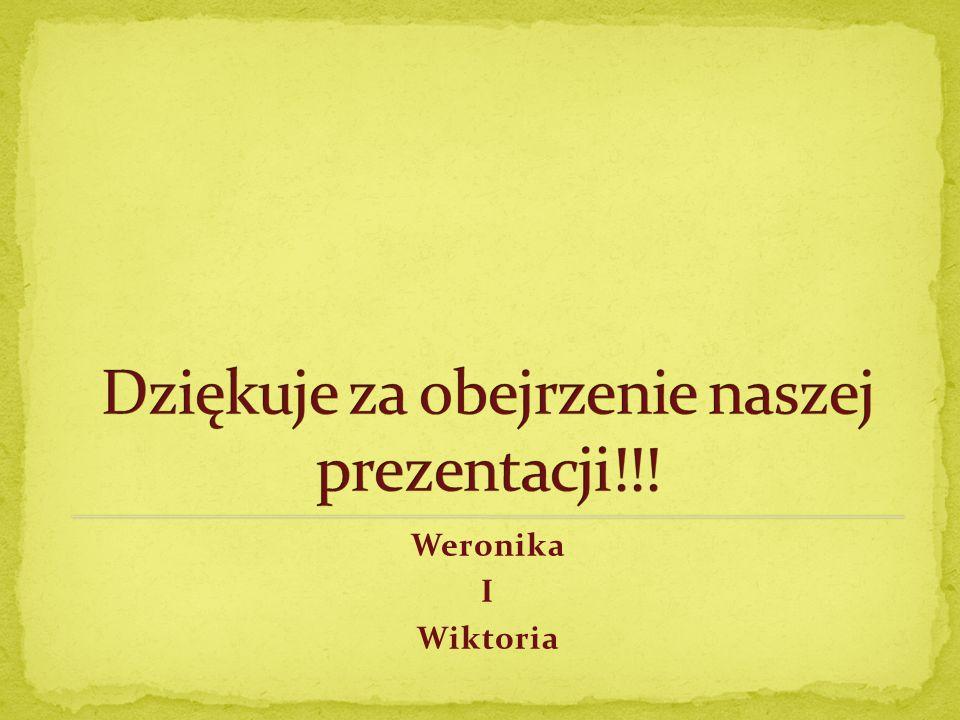 Weronika I Wiktoria