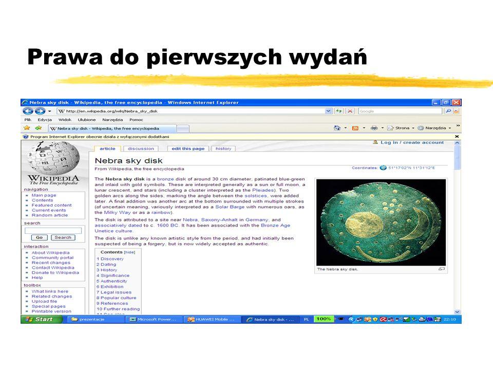 Umowy dotyczące prawa wydawcy do wydań naukowych i krytyczych zbrak odesłania do art.