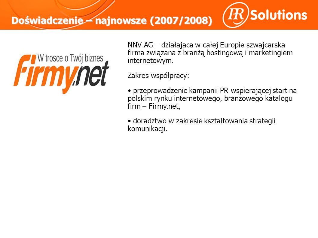 NNV AG – działajaca w całej Europie szwajcarska firma związana z branżą hostingową i marketingiem internetowym.