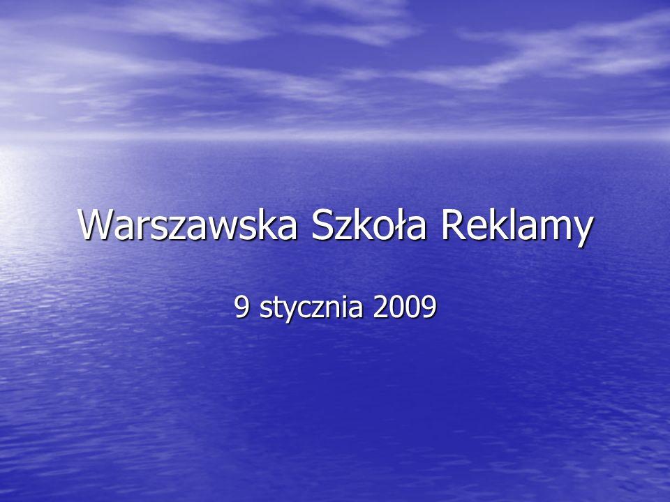 Agenda Definicje podstawowych wskaźników mediowych Definicje podstawowych wskaźników mediowych Omówienie właściwości mediów w Polsce Omówienie właściwości mediów w Polsce Przedstawienie pracy domu mediowego i elementów strategii mediowej Przedstawienie pracy domu mediowego i elementów strategii mediowej Badanie TGI, prezentacja obsługi programu Badanie TGI, prezentacja obsługi programu Brief na kampanię w mediach Brief na kampanię w mediach Prezentacja wyników pracy poszczególnych grup Prezentacja wyników pracy poszczególnych grup