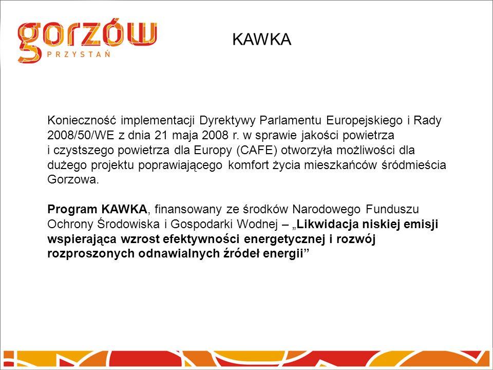Konieczność implementacji Dyrektywy Parlamentu Europejskiego i Rady 2008/50/WE z dnia 21 maja 2008 r.