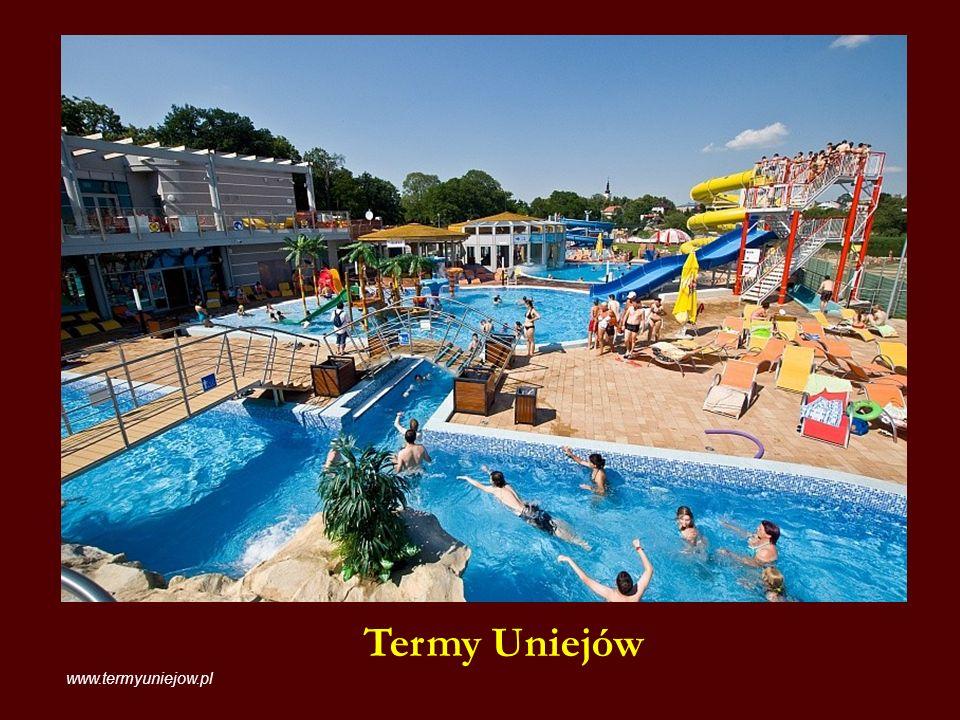 Termy Uniejów www.termyuniejow.pl