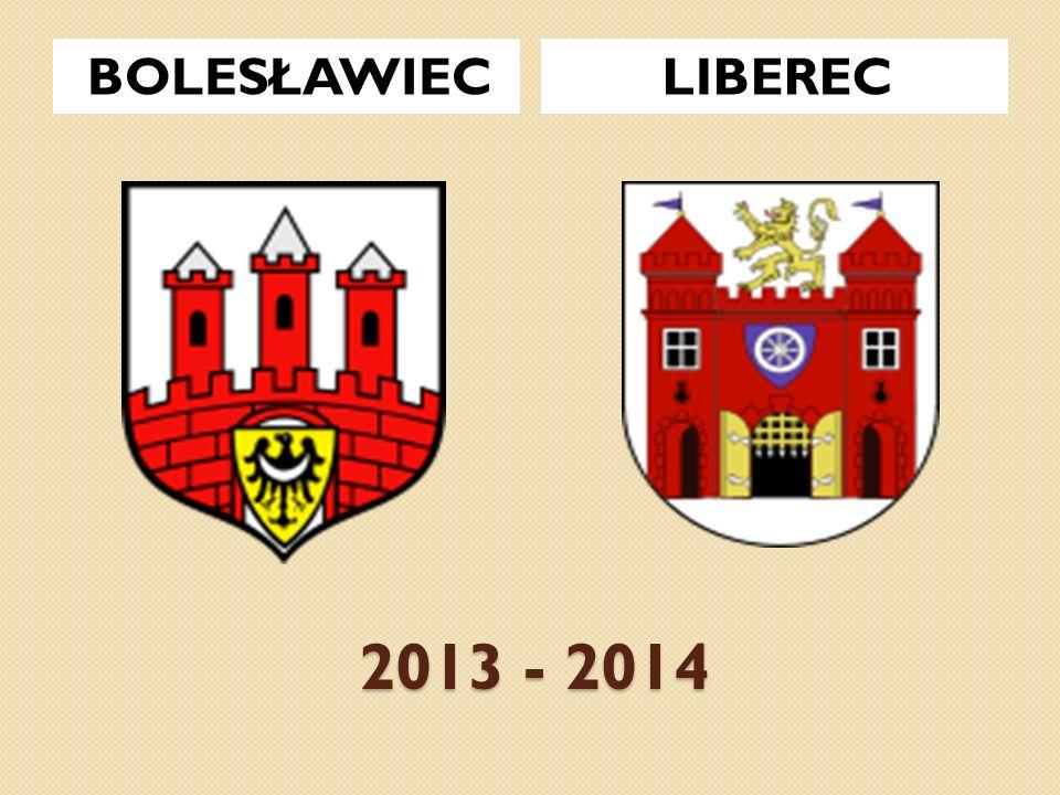 2013 - 2014 BOLESŁAWIECLIBEREC