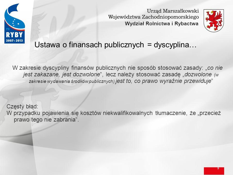 20 Dokumenty księgowe i inne o równoważnej wartości dowodowej 1.