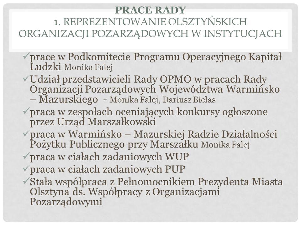 PRACE RADY 1.