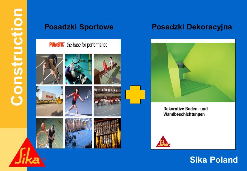 Construction Sika Poland Posadzki DekoracyjnaPosadzki Sportowe