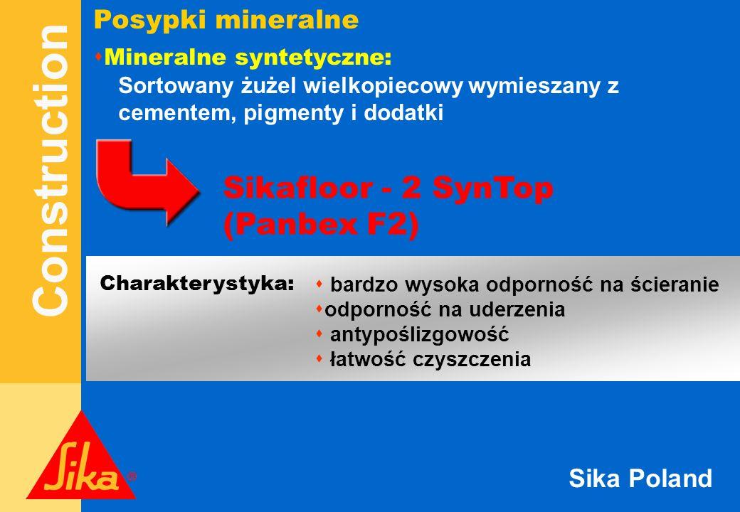 Construction Sika Poland POSADZKI ŻYWICZNE 2.