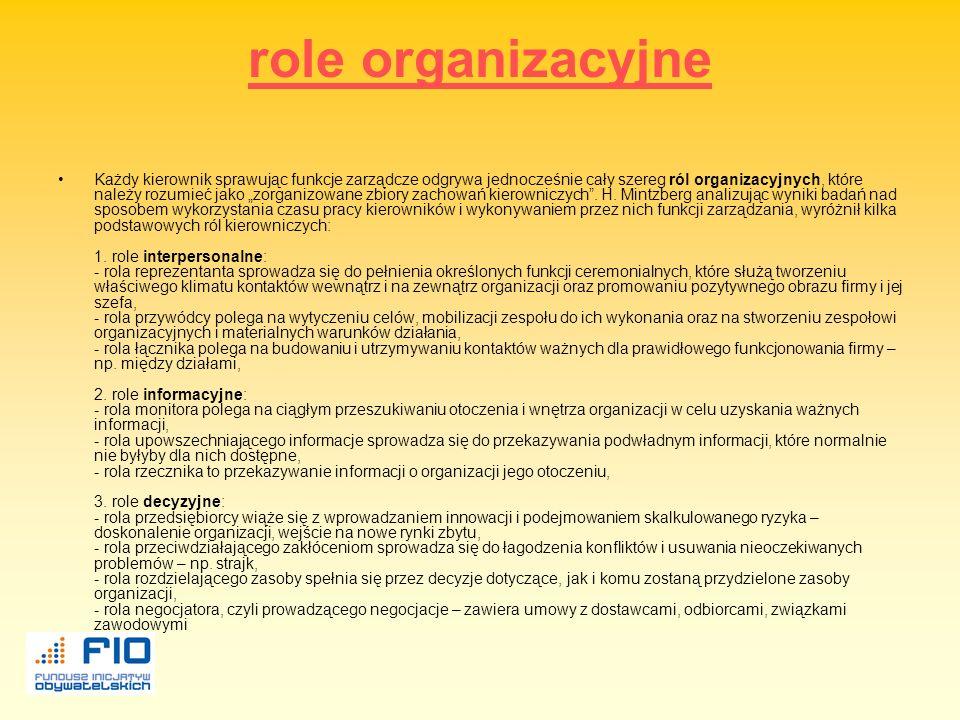 umiejętność zarządzania Jeden z czołowych badaczy zarządzania R. Katz wyróżnia trzy podstawowe rodzaje umiejętności kierowniczych: techniczne, społecz