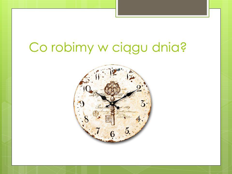 ZAJĘCIA III Jak efektywnie zarządzać swoim czasem?