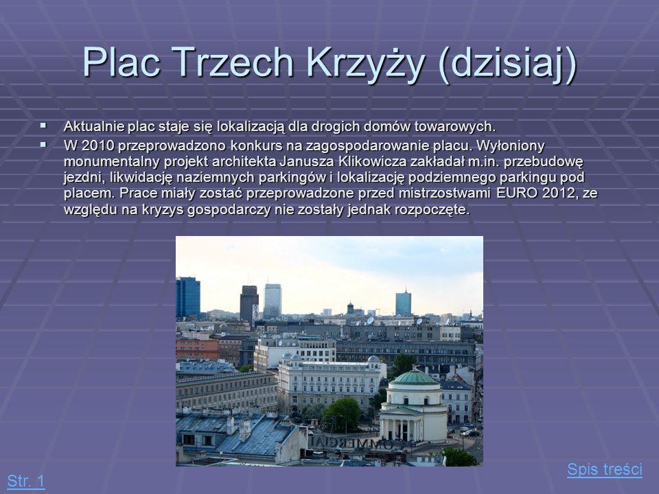 Ulica Marszałkowska GDZIE TO JEST.GDZIE TO JEST.