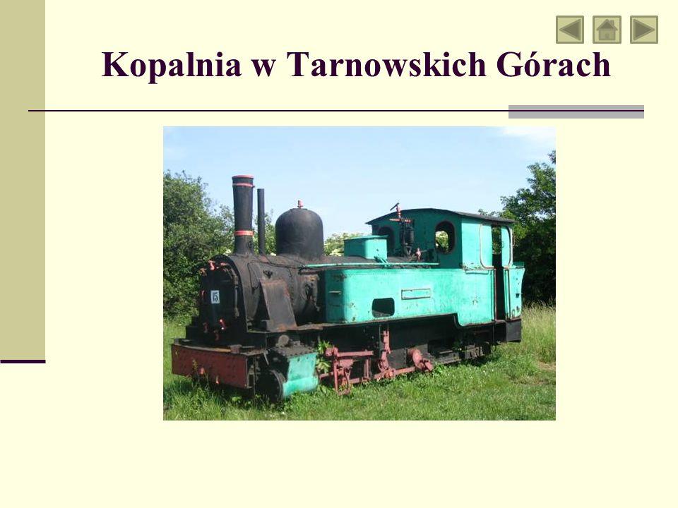 Kopalnia w Tarnowskich Górach