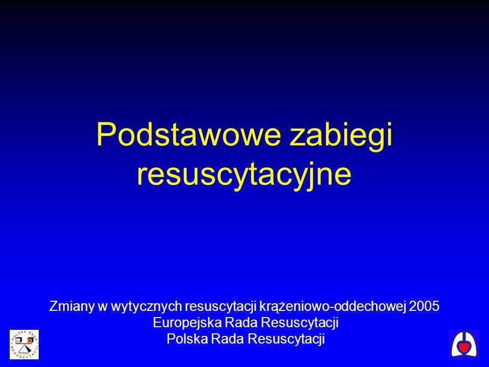 """Prezentacja """"Www.prc.krakow.pl. Podstawowe zabiegi resuscytacyjne ..."""
