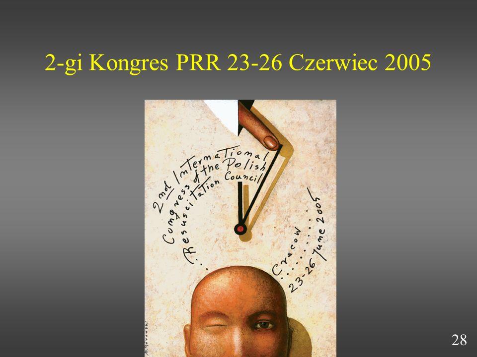 2-gi Kongres PRR 23-26 Czerwiec 2005 28
