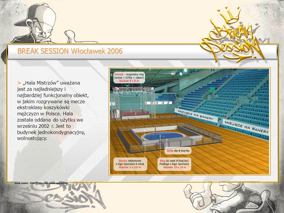 > Hala Mistrzów uważana jest za najładniejszy i najbardziej funkcjonalny obiekt, w jakim rozgrywane są mecze ekstraklasy koszykówki mężczyzn w Polsce.