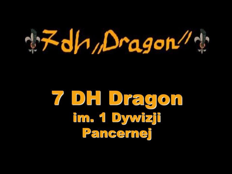 7 DH Dragon im. 1 Dywizji Pancernej