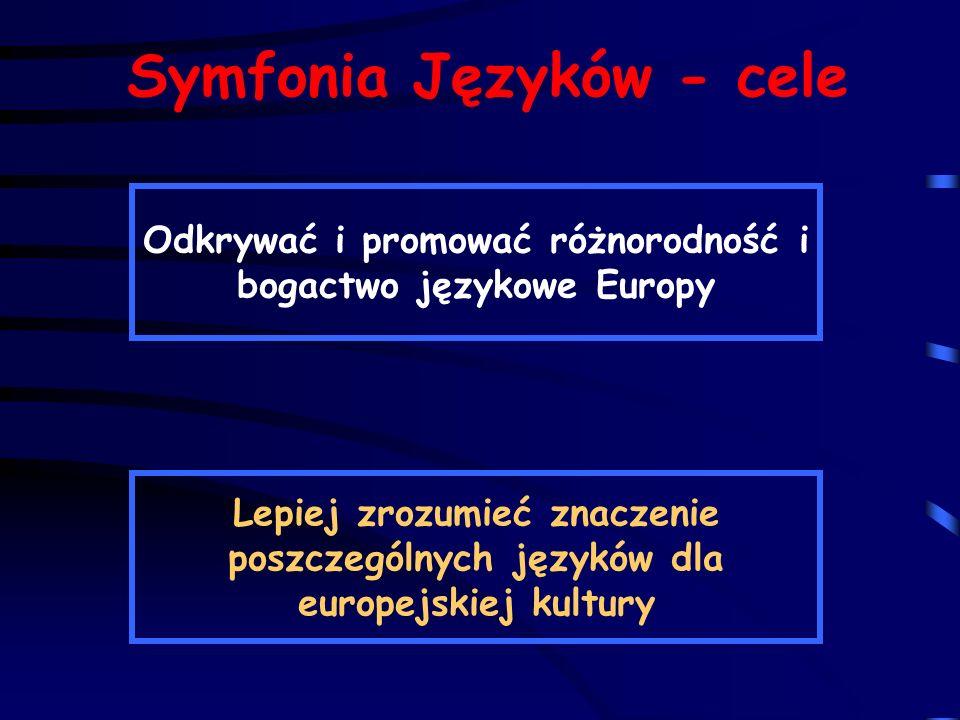 Strona Internetowa narzędziem pracy i wymiany doświadczeń www.symphonie.prv.pl