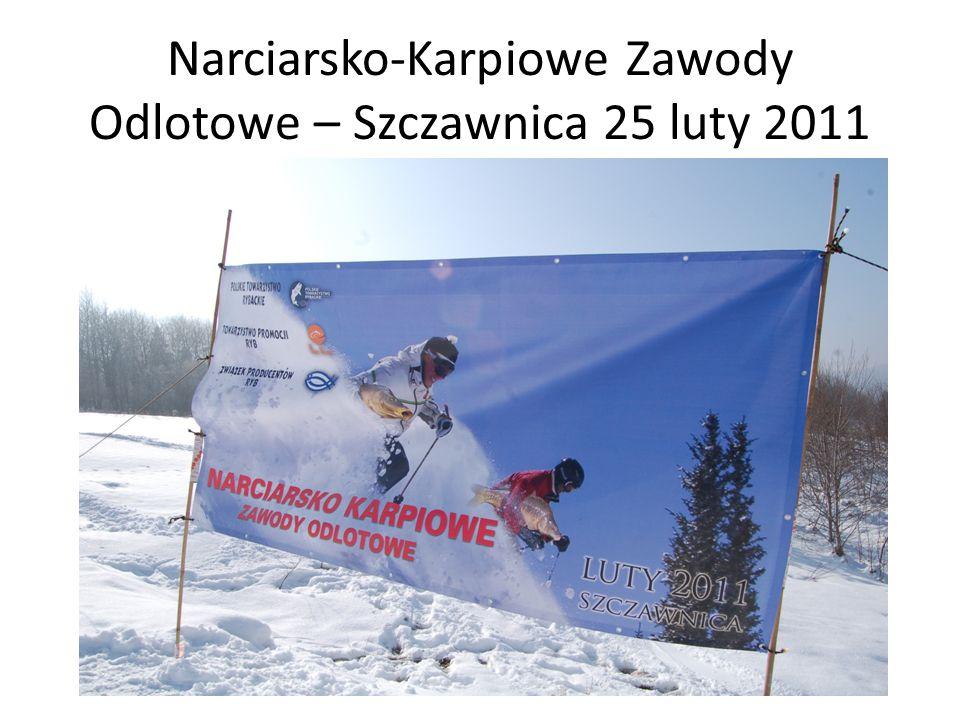 Narciarsko-Karpiowe Zawody Odlotowe – Szczawnica 25 luty 2011